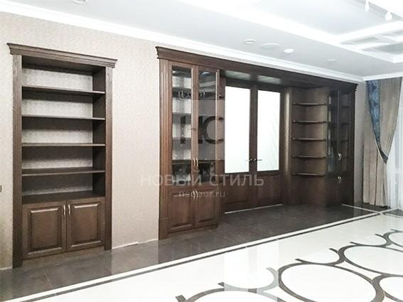 Шкафы и гардеробные