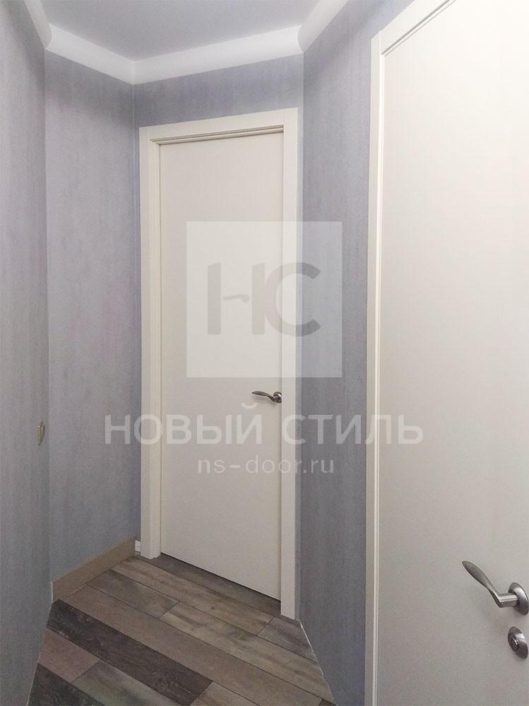 Двери ЭМАЛЬ
