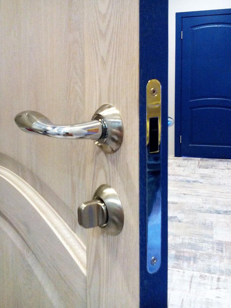 Двусторонние двери