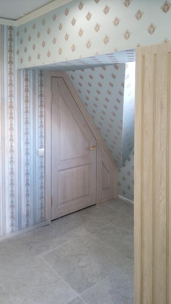 Мансардные двери