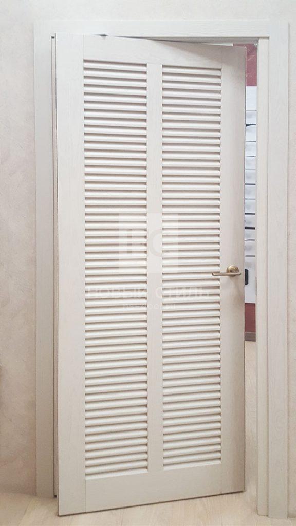 Двери-жалюзи
