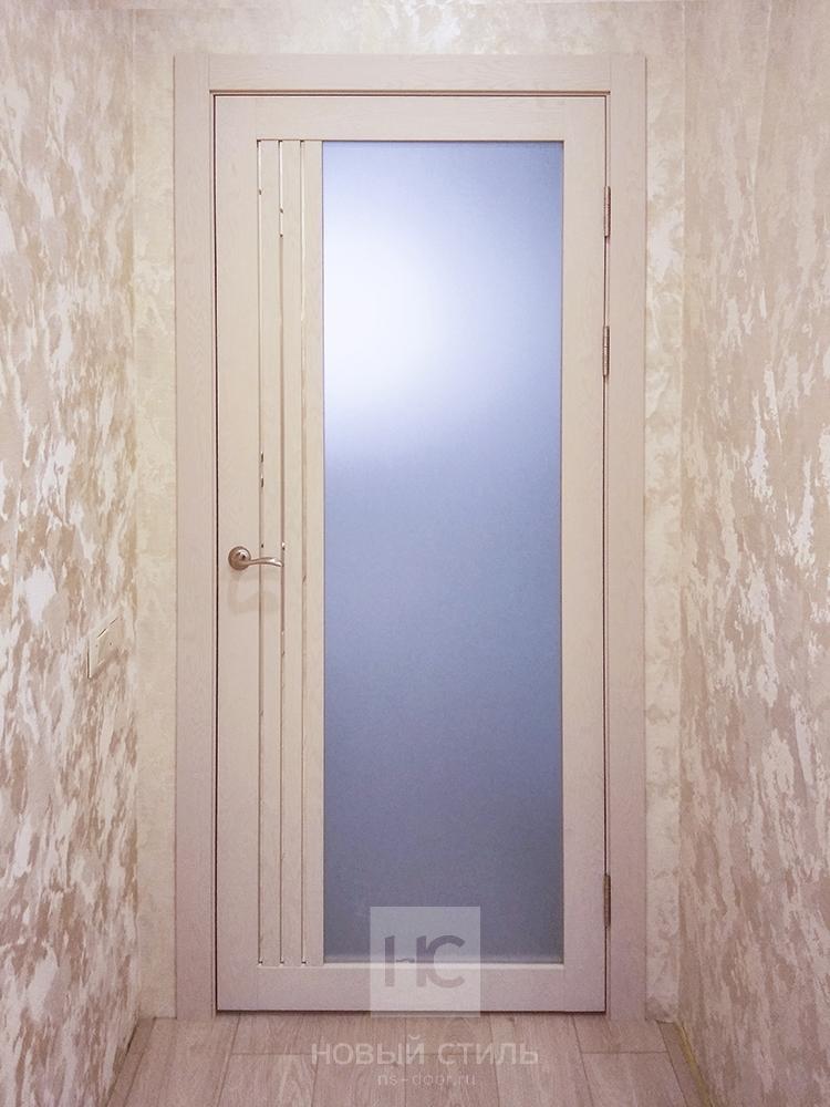 Двери в покрытии софттач