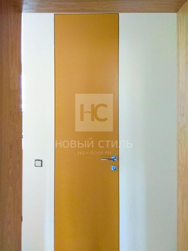 Межкомнатные двери в потолок