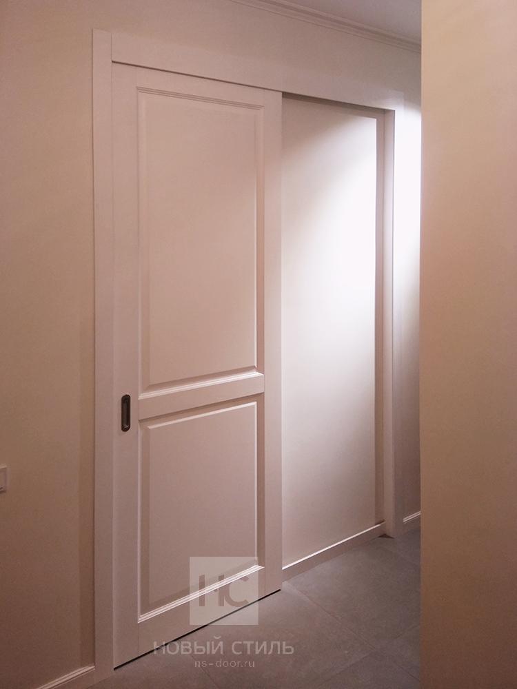 Двери-купе в санузел